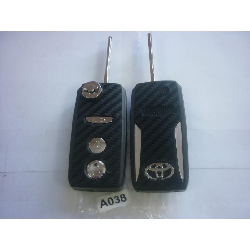 Корпус на Смарт ключ 038 Toyota Camry