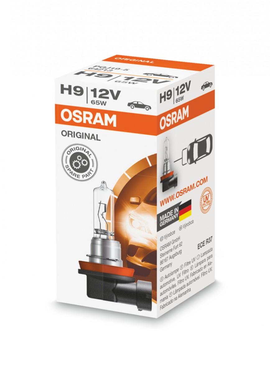 Галогеновая лампа OSRAM H9 12V 65W