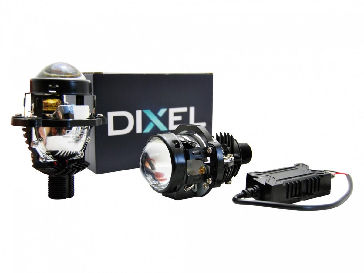 """Светодиодная билинза Dixel mini Bi-LED G5 1.8"""""""
