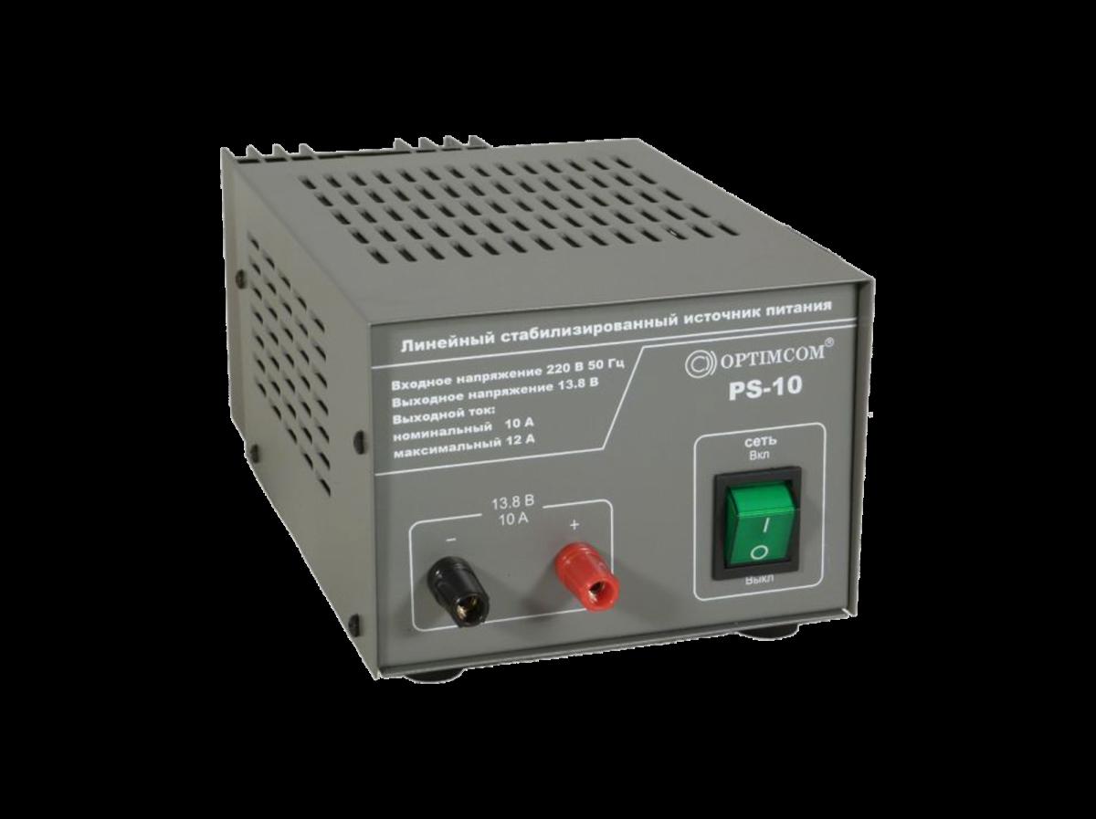 Линейный блок питания Optim PS-10