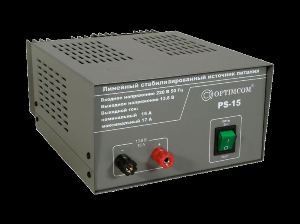 Линейный блок питания Optim PS-15