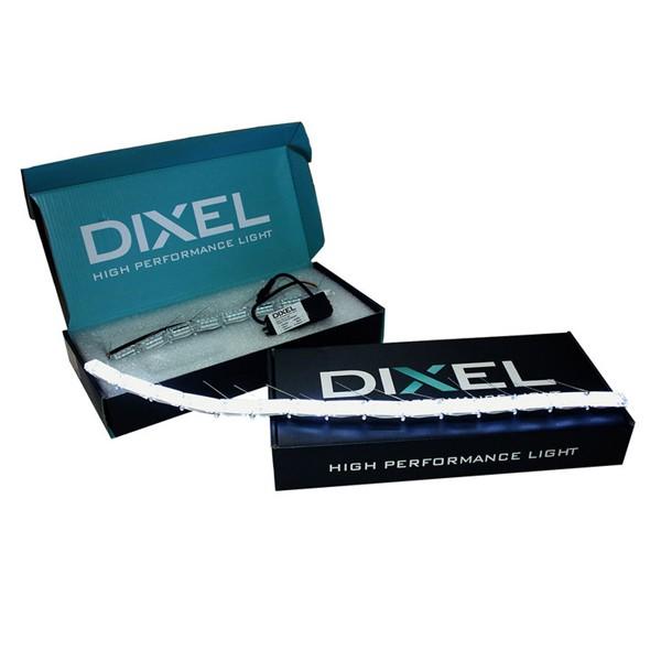 Гибкие ходовые огни Dixel S12 Standart Crystal