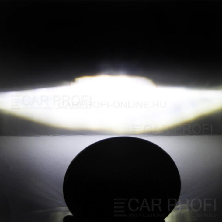 """Светодиодные фары CarProfi CP-LED-7""""-248 +поворот (2 шт.)"""