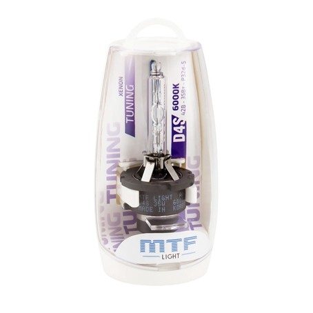 Ксеноновая лампа D4S MTF