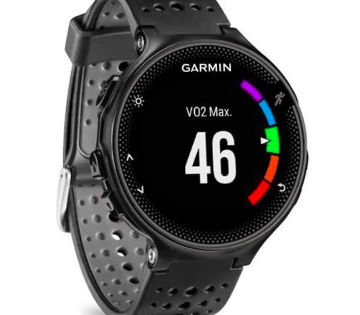 Часы Garmin Forerunner 235 Black/Grey