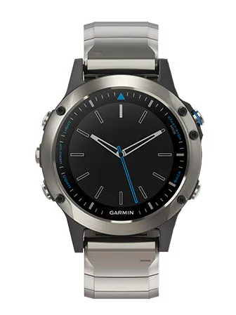 Морские часы Garmin Quatix 5 Sapphire