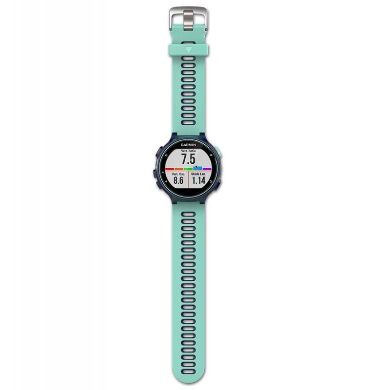 Часы Garmin Forerunner 735XT Midnight Blue&Frost Blue с 1 датч.ритма сердц