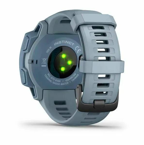 Защищенные GPS-часы Garmin Instinct, цвет Sea Foam