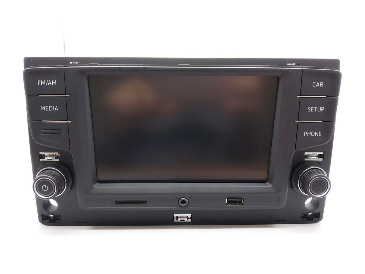 Штатная магнитола RCD 330 Plus 280B Golf 7, Passat 8, New Tiguan