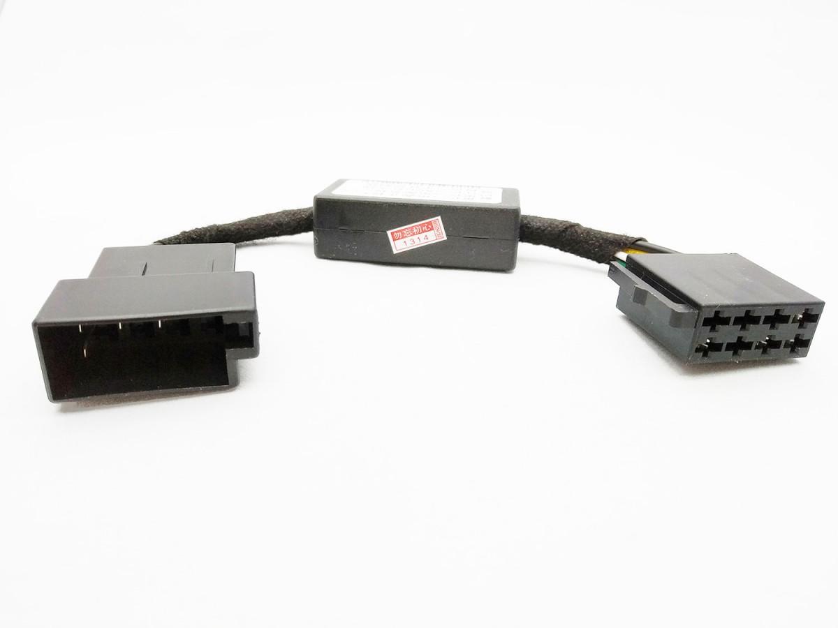 CAN-эмулятор для RCN-210 с ISO-разъемом