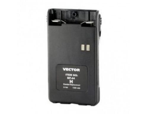 Аккумулятор для Vector VT-44 H