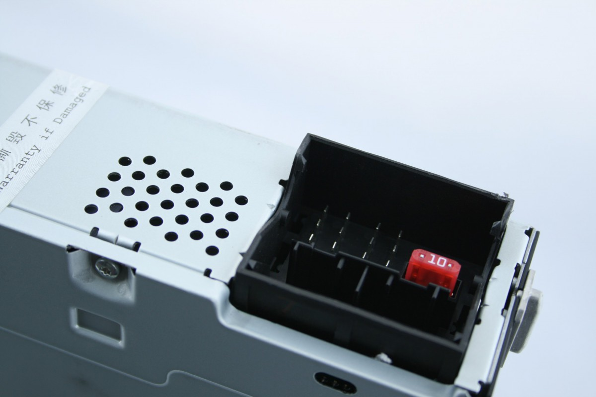 Штатная магнитола RCD 330 Plus SKODA 187A