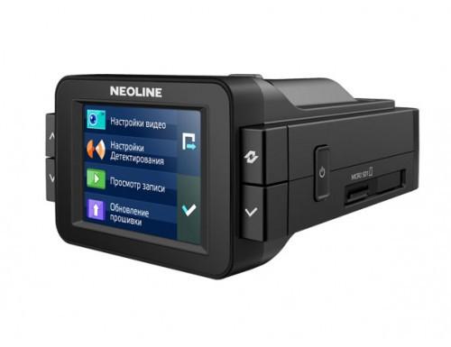 Видеорегистратор + антирадар Neoline X-COP 9000c + SD-карта на 16 Gb