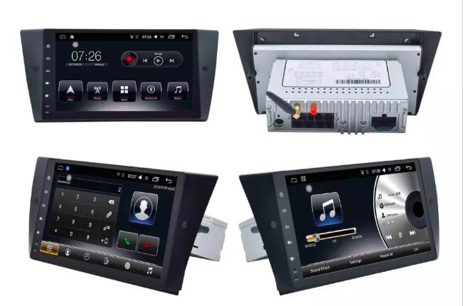 Штатная магнитола на Android T10 для BMW e90, e91, e92, e93