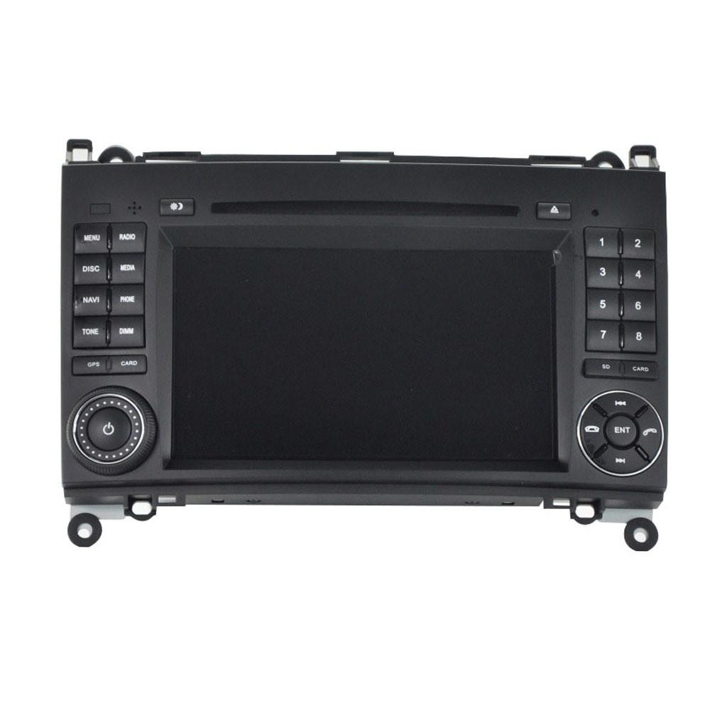 Штатная магнитола на Android T10 для Mercedes-Benz A-Class W169, B-Class W245, Viano/Vito W639, Sprinter W906, VW Crafter