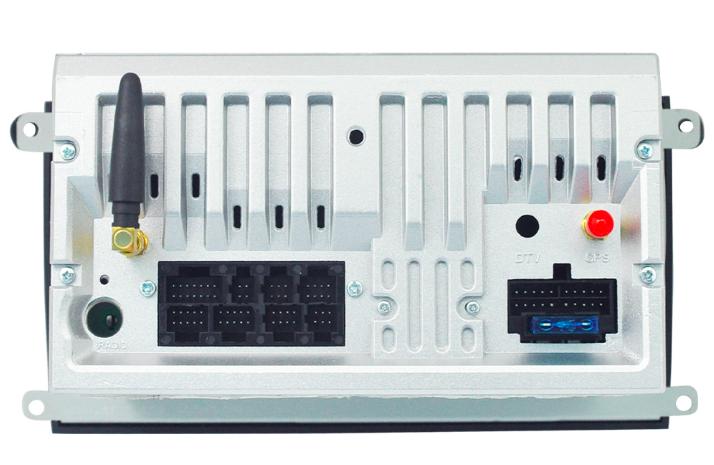 Штатная магнитола на Android T10 для Porsche Cayenne I