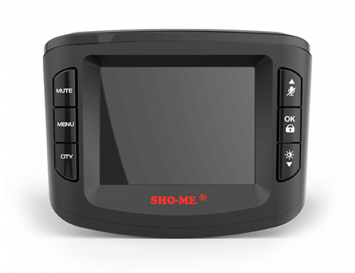 Видеорегистратор + антирадар Sho-Me Combo №5 A12