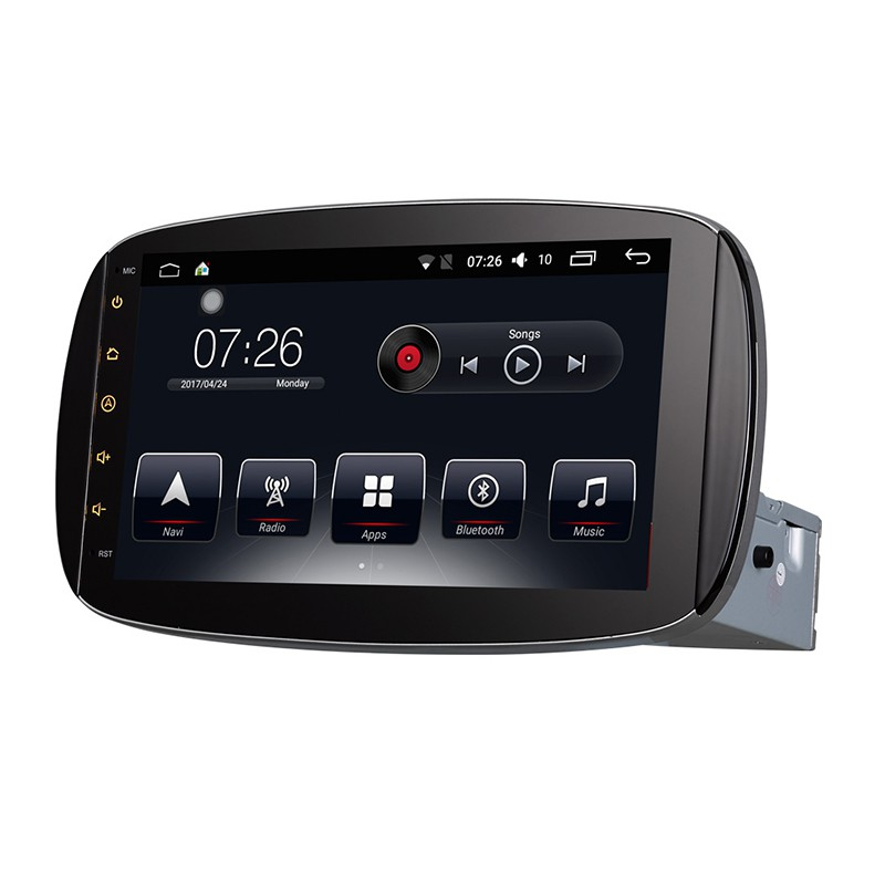 Штатная магнитола на Android T10 для Mercedes-Benz Smart