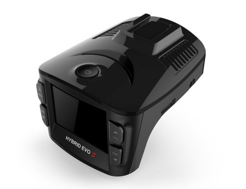 Видеорегистратор + антирадар SilverStone F1 EVO S + SD-карта на 16 Gb