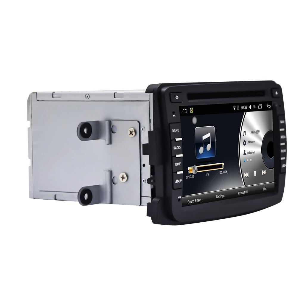 Штатная магнитола на Android T10 для Renault Duster/Sandero II/Logan II