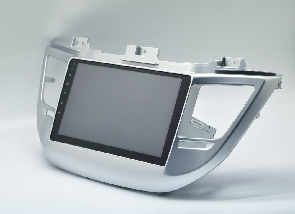 Штатная магнитола на Android для Hyundai Tucson III