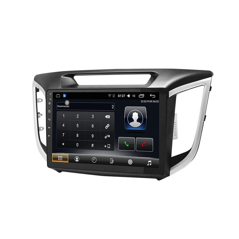Штатная магнитола на Android T10 для Hyundai Creta