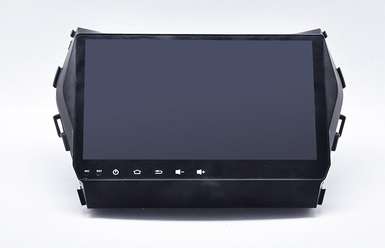 Штатная магнитола на Android T10 для Hyundai Santa Fe III