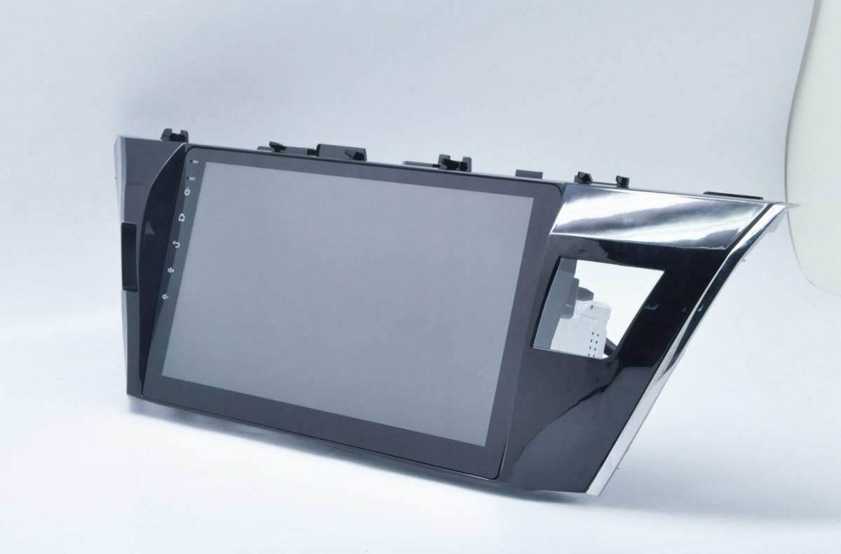 Штатная магнитола на Android T10 для Toyota Corolla XI (E160, E170)