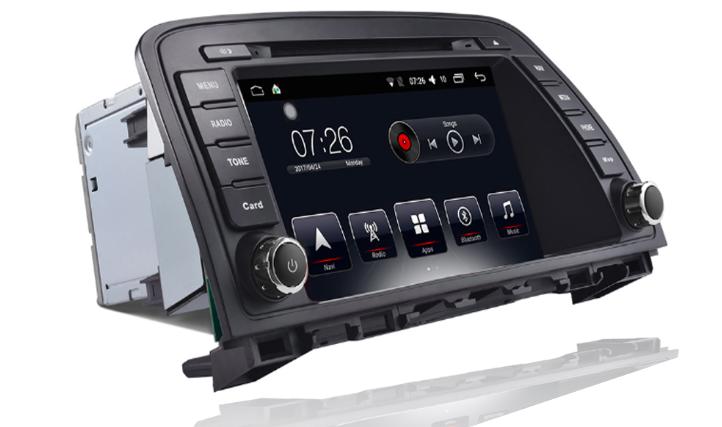 Штатная магнитола на Android T10 для Mazda CX-5 I