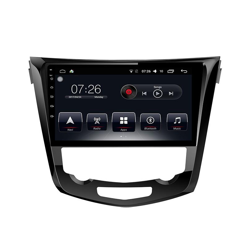 Штатная магнитола на Android T10 для Nissan Qashqai II, X-Trail III