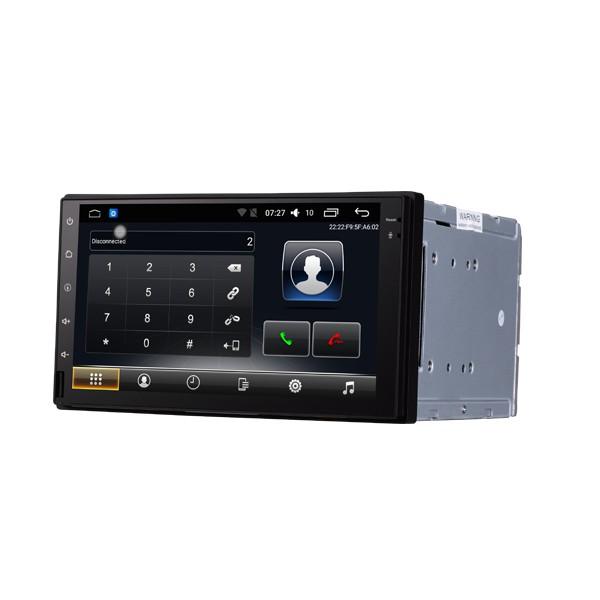 Универсальная магнитола на Android T10-2 2DIN