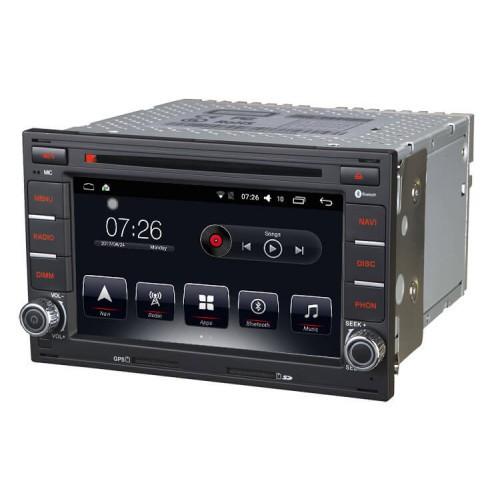 Штатная магнитола на Android T10 для VW Bora, Golf 4, Passat B5, Transporter 4, Skoda Octavia Tour