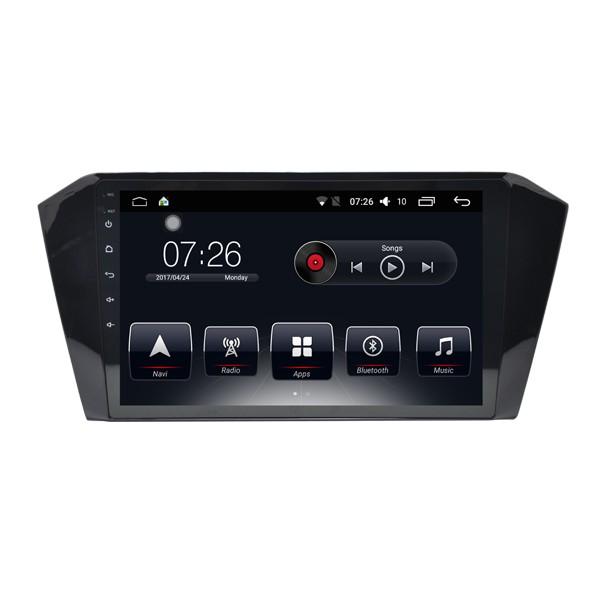 Штатная магнитола на Android T10 для Volkswagen Passat B8