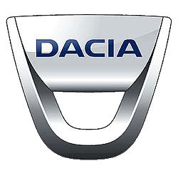 Переходные рамки 1DIN, 2DIN на DACIA