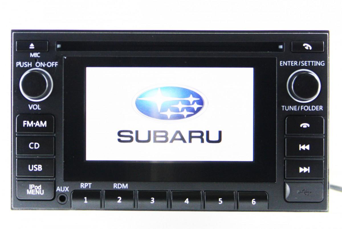 Магнитола Subaru 2DIN