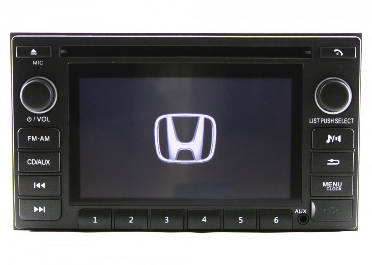 Магнитола Honda 2DIN