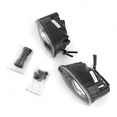 LED противотуманные фары MTF FL10HD2 Honda (линза)