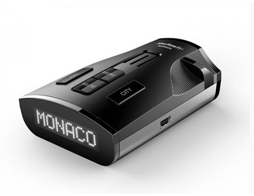 Радар-детектор SilverStone F1 Monaco + Коврик