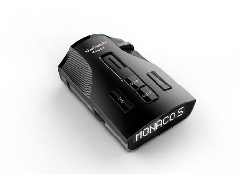 Радар-детектор SilverStone F1 Monaco S + Коврик
