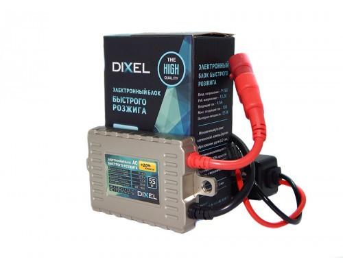 Комплект ксенона Dixel PREMIUM Fast-Start AC 12V 55W