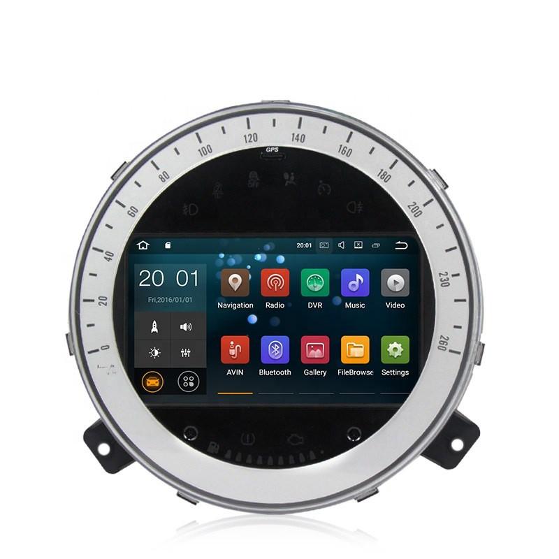 Штатная магнитола на Android MKD для MINI Cooper II