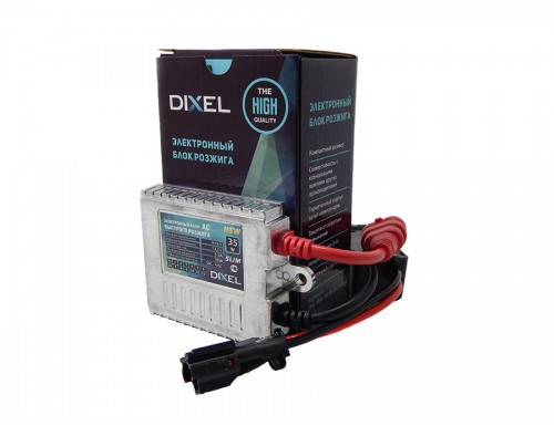 Комплект ксенона Dixel Slim AC 35W (лампы PH)