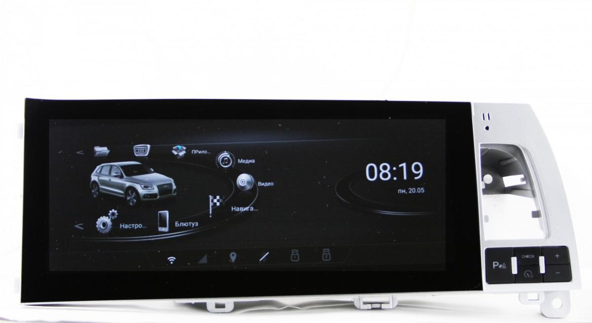Штатная магнитола на Android для Audi Q7