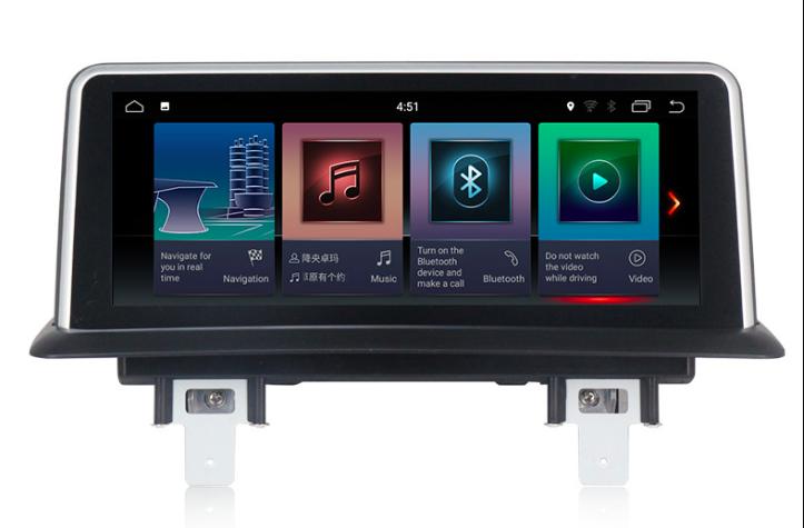 Штатная магнитола на Android для BMW 1 E81, E82, E87, E88