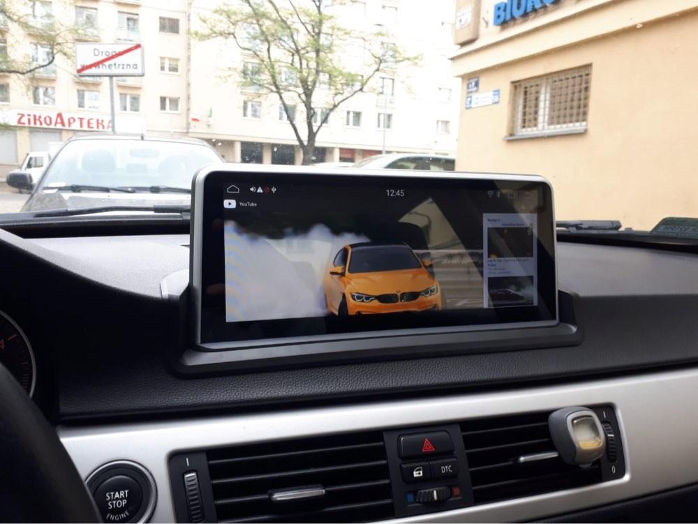 Штатная магнитола на Android для BMW 3 E90, E91, E92, E93