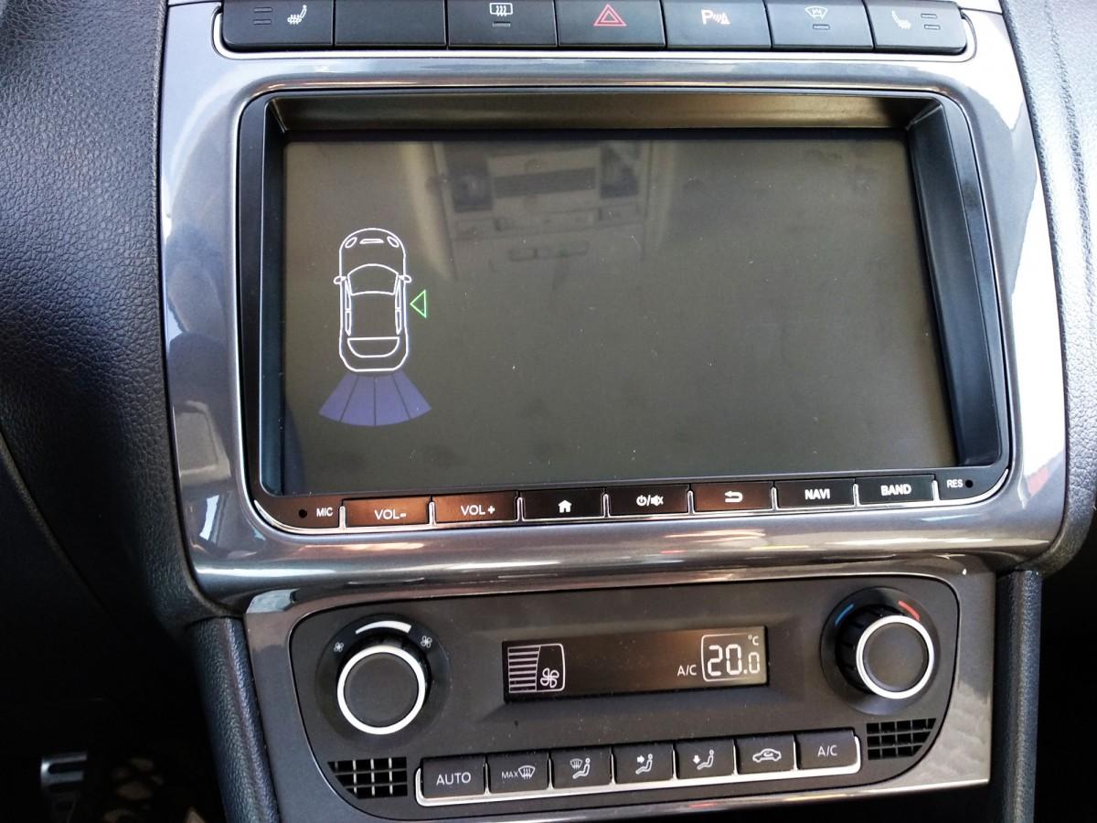 Штатная магнитола на Android для VW, Skoda PQ