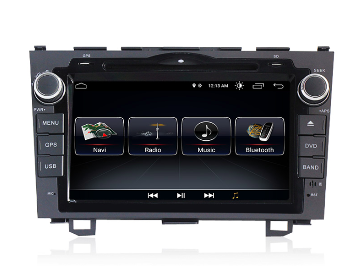 Штатная магнитола на Android MKD для Honda CR-V III