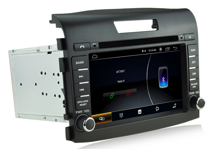 Штатная магнитола на Android MKD для Honda CR-V IV