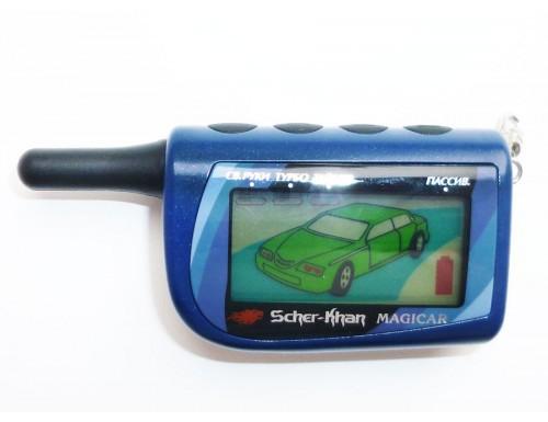 Брелок для сигнализации Scher-Khan Magicar 4 (арабская 4)
