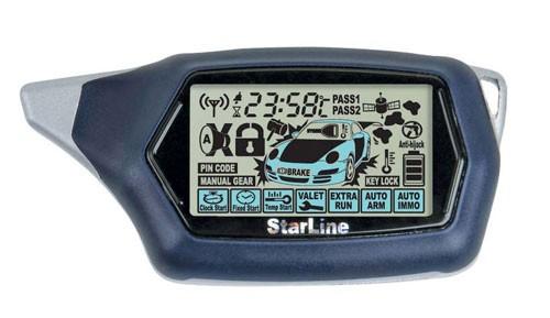 Брелок для сигнализации StarLine C9